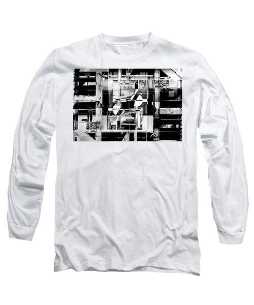 Decentralized Long Sleeve T-Shirt