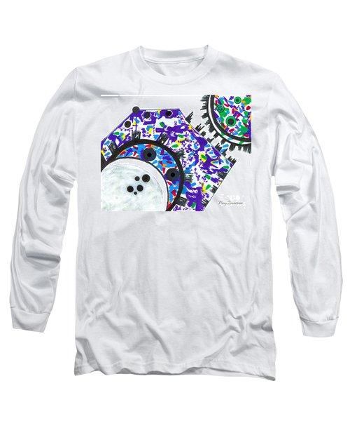 Deco Cogs Long Sleeve T-Shirt