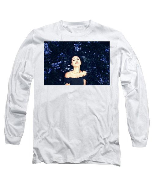 Deepest Blue Long Sleeve T-Shirt