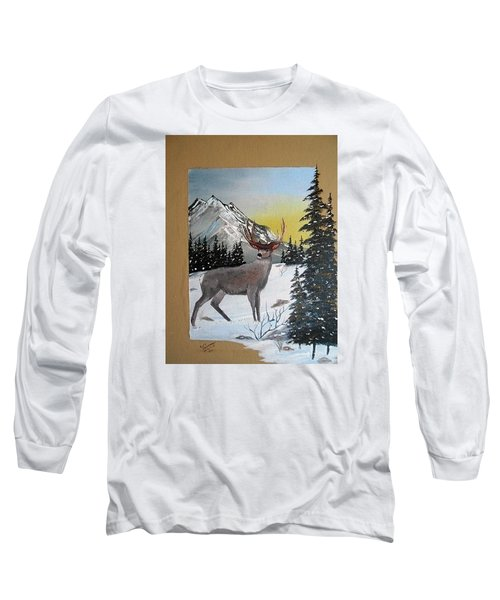 Deer Hunter's Dream Long Sleeve T-Shirt