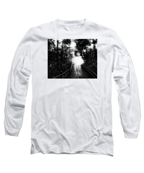 Dejavu Long Sleeve T-Shirt by Hayato Matsumoto