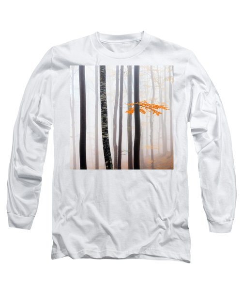Delicate Forest Long Sleeve T-Shirt