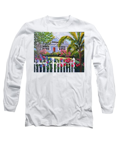 Delray Beach Long Sleeve T-Shirt