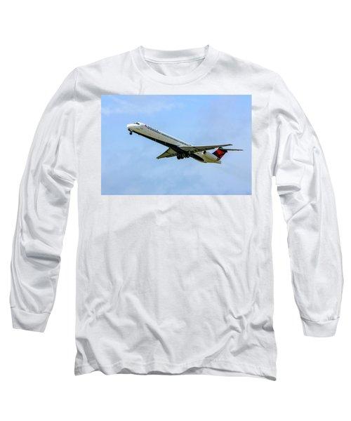 Delta Md88 Long Sleeve T-Shirt