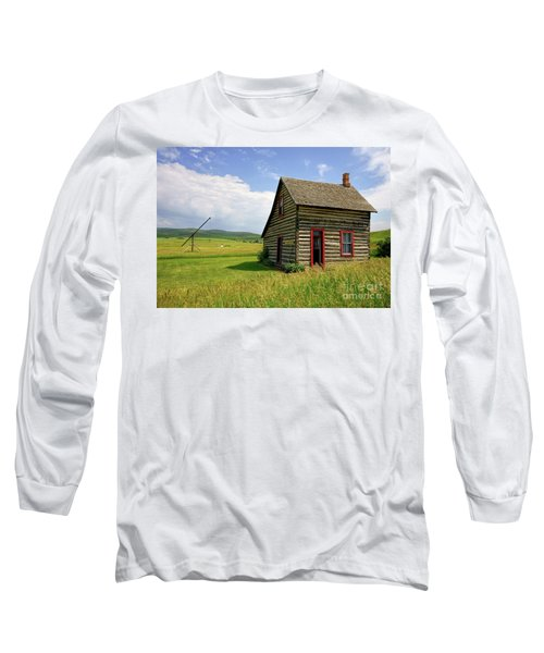 Denmark Jensen Home Long Sleeve T-Shirt