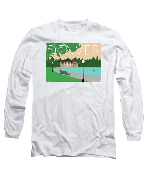 Denver Washington Park/beige Long Sleeve T-Shirt