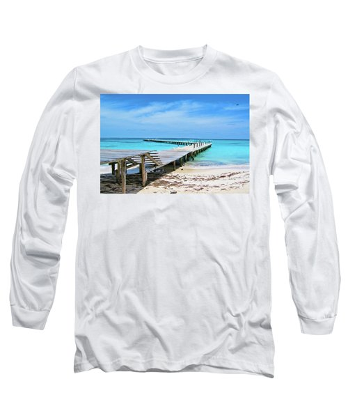 Departure Point Long Sleeve T-Shirt