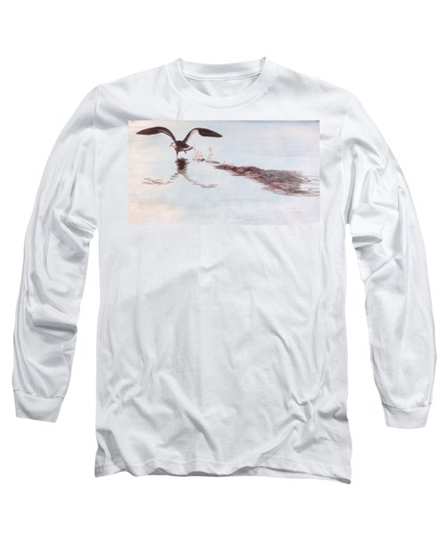 Departure Long Sleeve T-Shirt by Stan Tenney