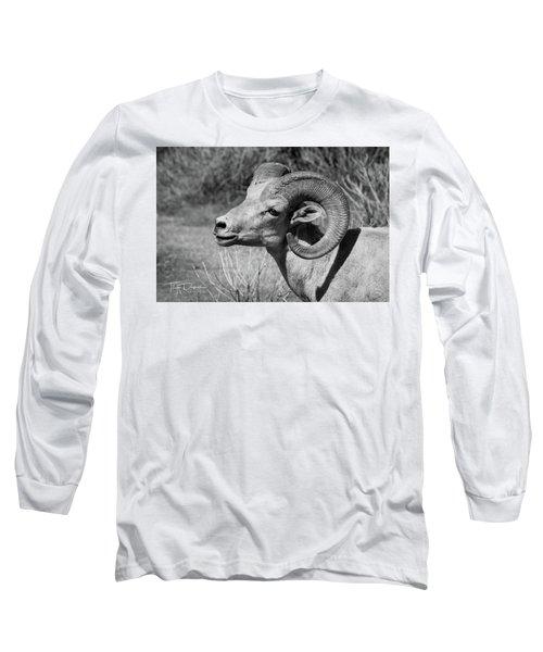 Desert Bighorn Long Sleeve T-Shirt
