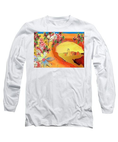 Desert Bridge Long Sleeve T-Shirt