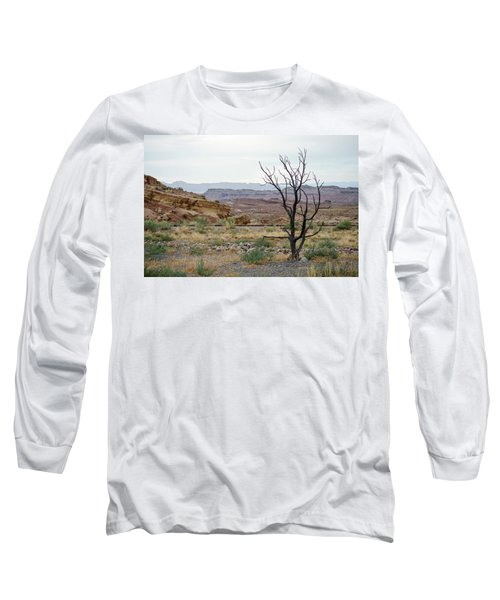 Desert Colors Long Sleeve T-Shirt