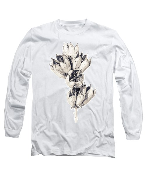 Desert Flower Long Sleeve T-Shirt
