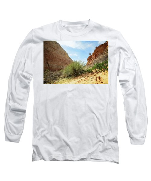 Desert Greenery Long Sleeve T-Shirt