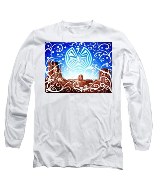 Desert Hallucinogens Long Sleeve T-Shirt