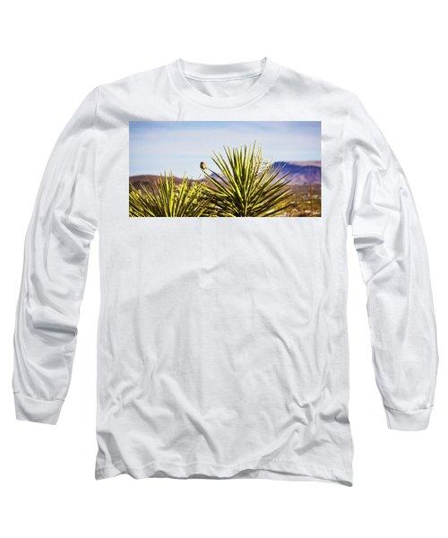Desert Life Long Sleeve T-Shirt