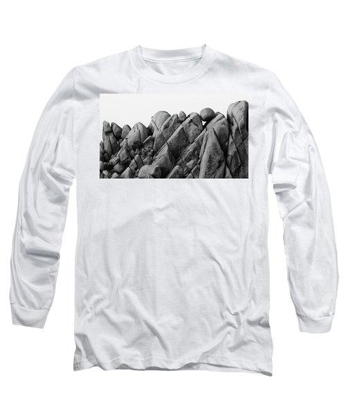 Desert Math Long Sleeve T-Shirt