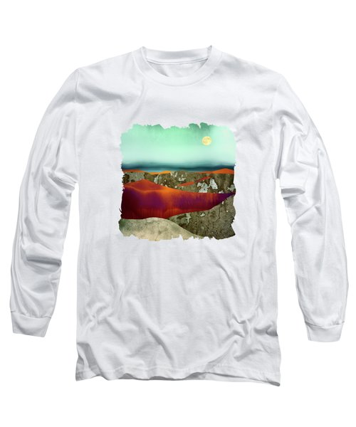 Desert Moon Long Sleeve T-Shirt