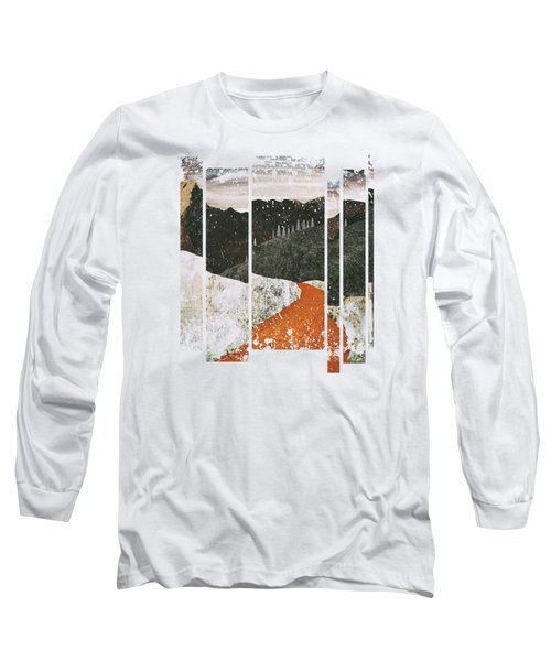 Desert Snow Long Sleeve T-Shirt