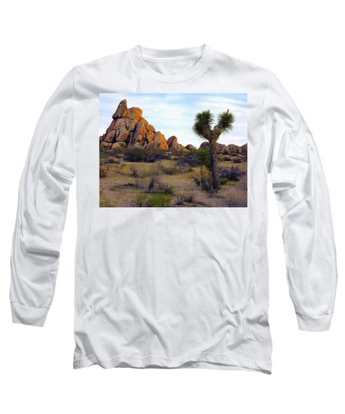 Desert Soft Light Long Sleeve T-Shirt