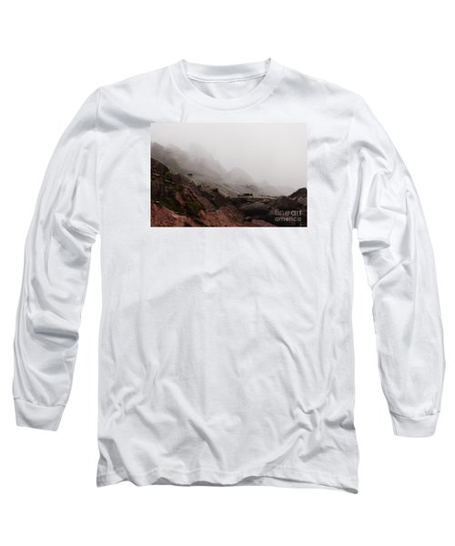 Long Sleeve T-Shirt featuring the photograph Still Untouched By Men by Dana DiPasquale