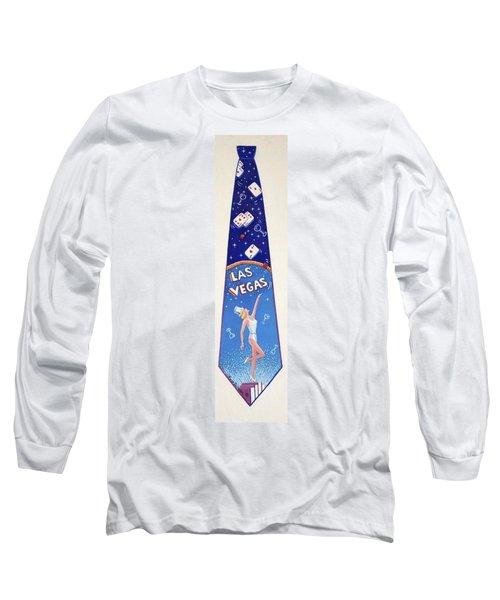 Detail Las Vegas Long Sleeve T-Shirt
