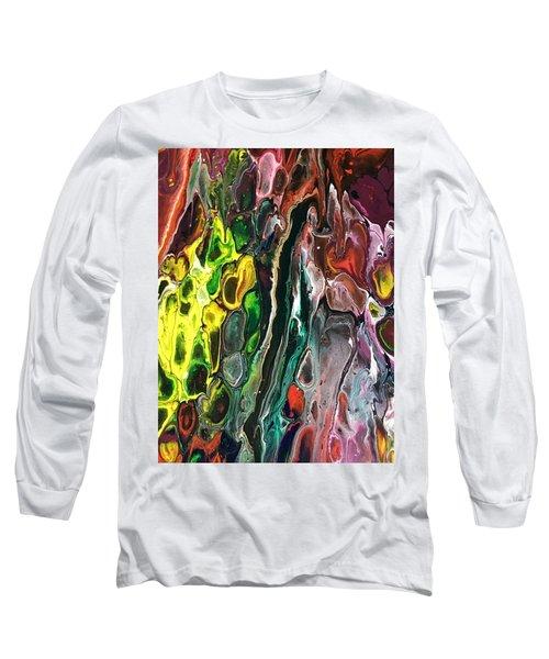 Detail Of Auto Body Paint Technician 5 Long Sleeve T-Shirt