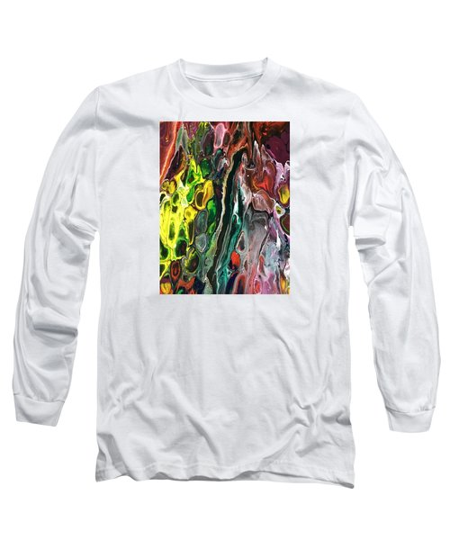 Detail Of Auto Body Paint Technician 5 Long Sleeve T-Shirt