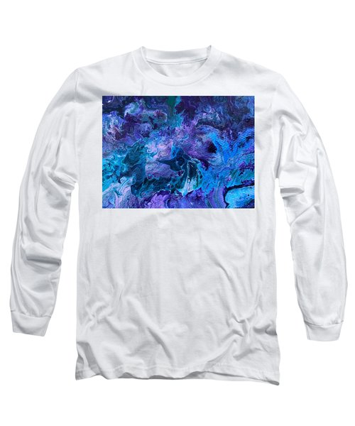 Detail Of Waves 5 Long Sleeve T-Shirt