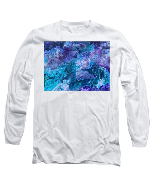 Detail Of Waves 7 Long Sleeve T-Shirt