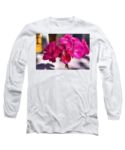 Details In Pink  Long Sleeve T-Shirt