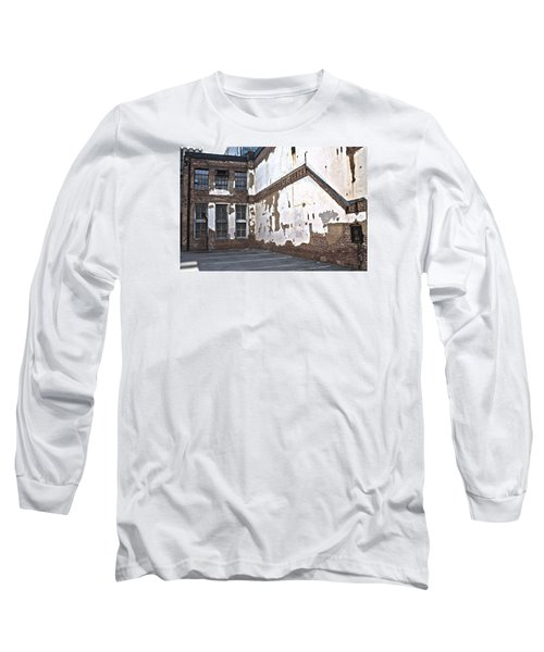 Deteriorated Long Sleeve T-Shirt