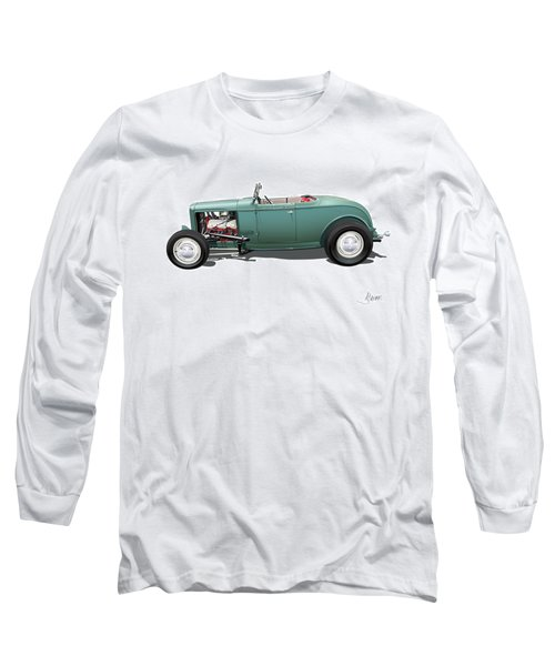 Deuce Long Sleeve T-Shirt
