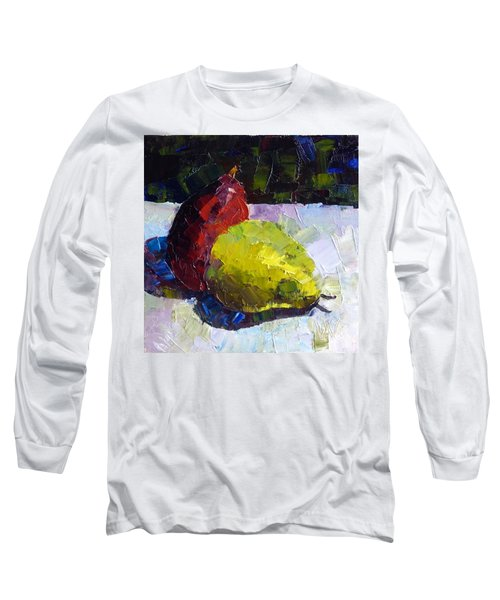 Deux D'anjou Long Sleeve T-Shirt by Susan Woodward