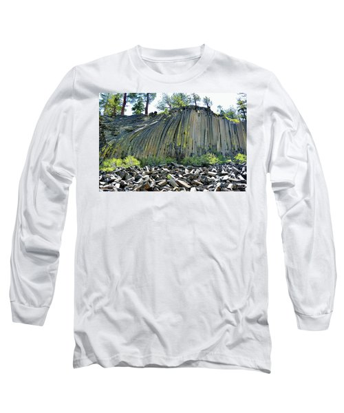 Devils Postpile Long Sleeve T-Shirt