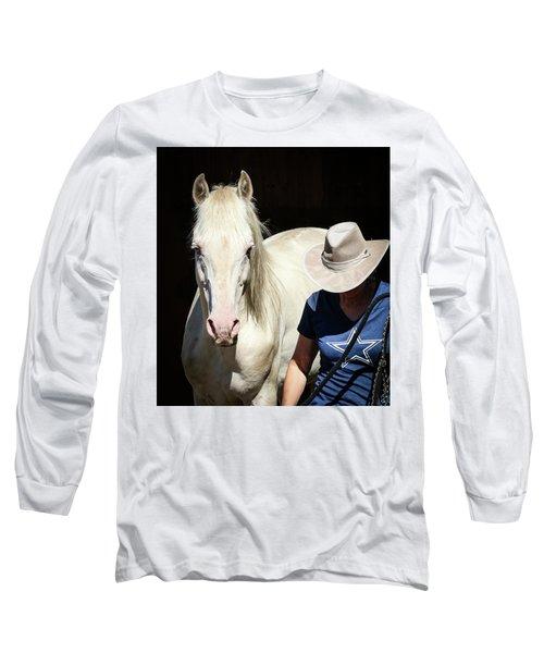 Devine Spirit Of Hope Long Sleeve T-Shirt