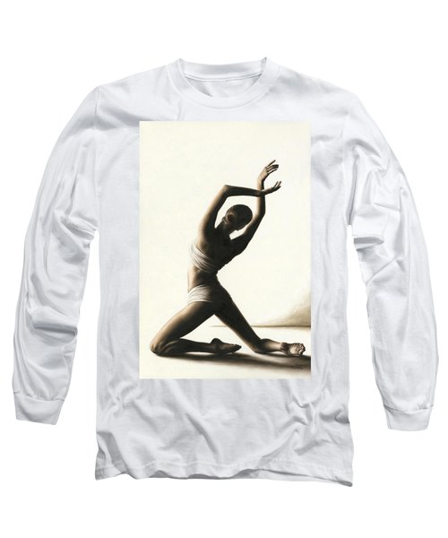 Devotion To Dance Long Sleeve T-Shirt