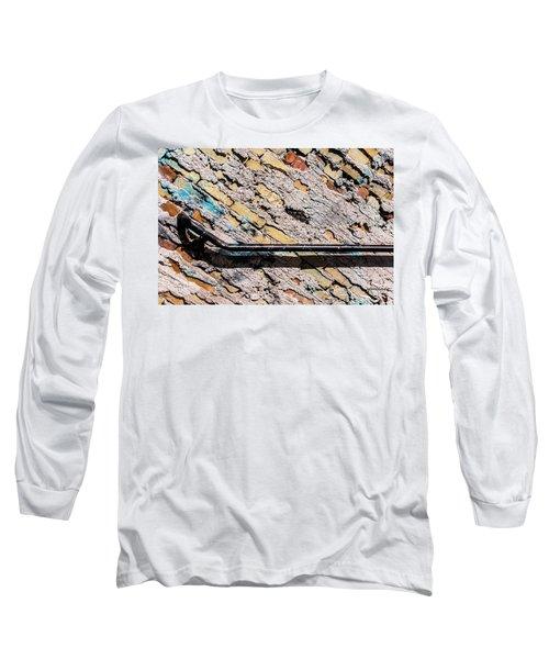 Diagonal Approach Long Sleeve T-Shirt