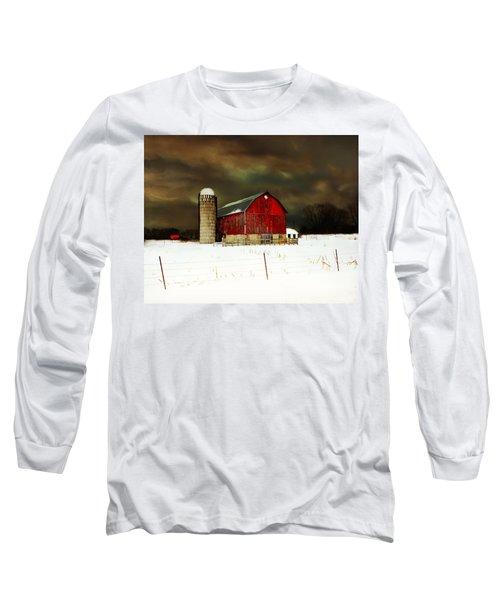 Diamonds In The Sky Long Sleeve T-Shirt