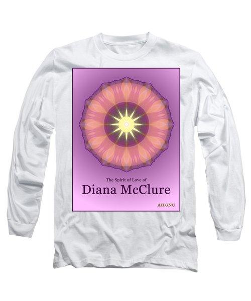 Diana Mcclure Long Sleeve T-Shirt