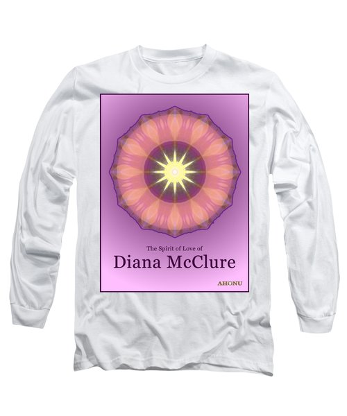 Diana Mcclure Long Sleeve T-Shirt