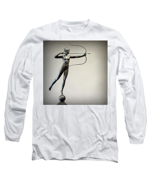 Diana Of The Tower Long Sleeve T-Shirt