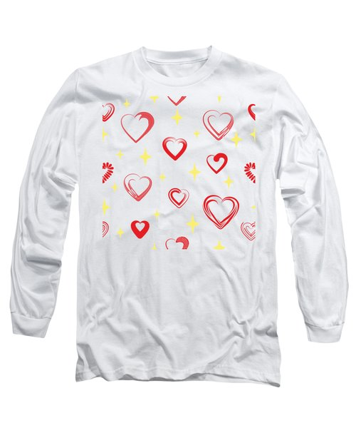 Different Hearts Long Sleeve T-Shirt