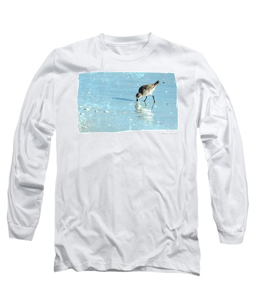 Dig In Long Sleeve T-Shirt