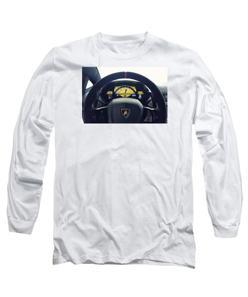 Digital Age Long Sleeve T-Shirt