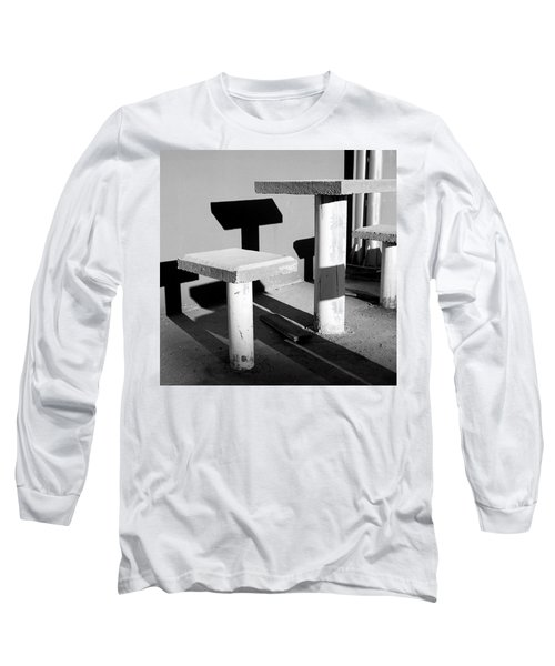Square To Square 2009 1 Of 1 Long Sleeve T-Shirt