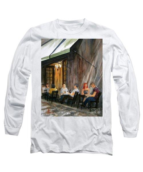 Dinning L'fresco Long Sleeve T-Shirt