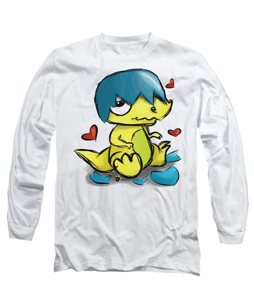 Dino Egg Long Sleeve T-Shirt
