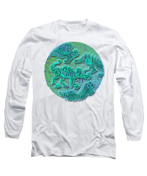 Dinos Long Sleeve T-Shirt