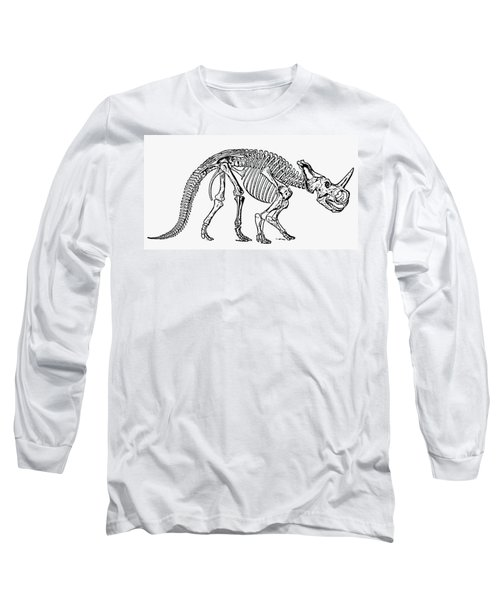 Dinosaur: Monoclonius Long Sleeve T-Shirt