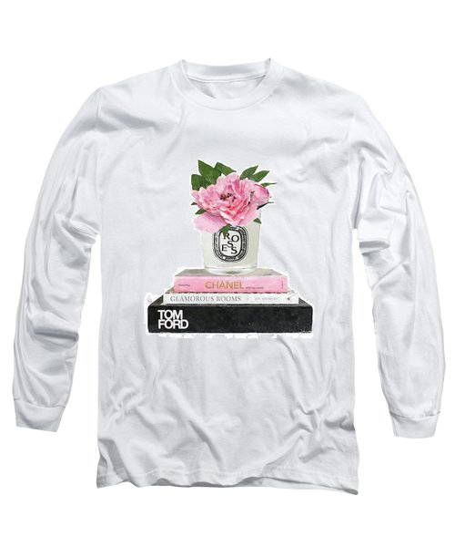 Diptyque Candle 1 Long Sleeve T-Shirt